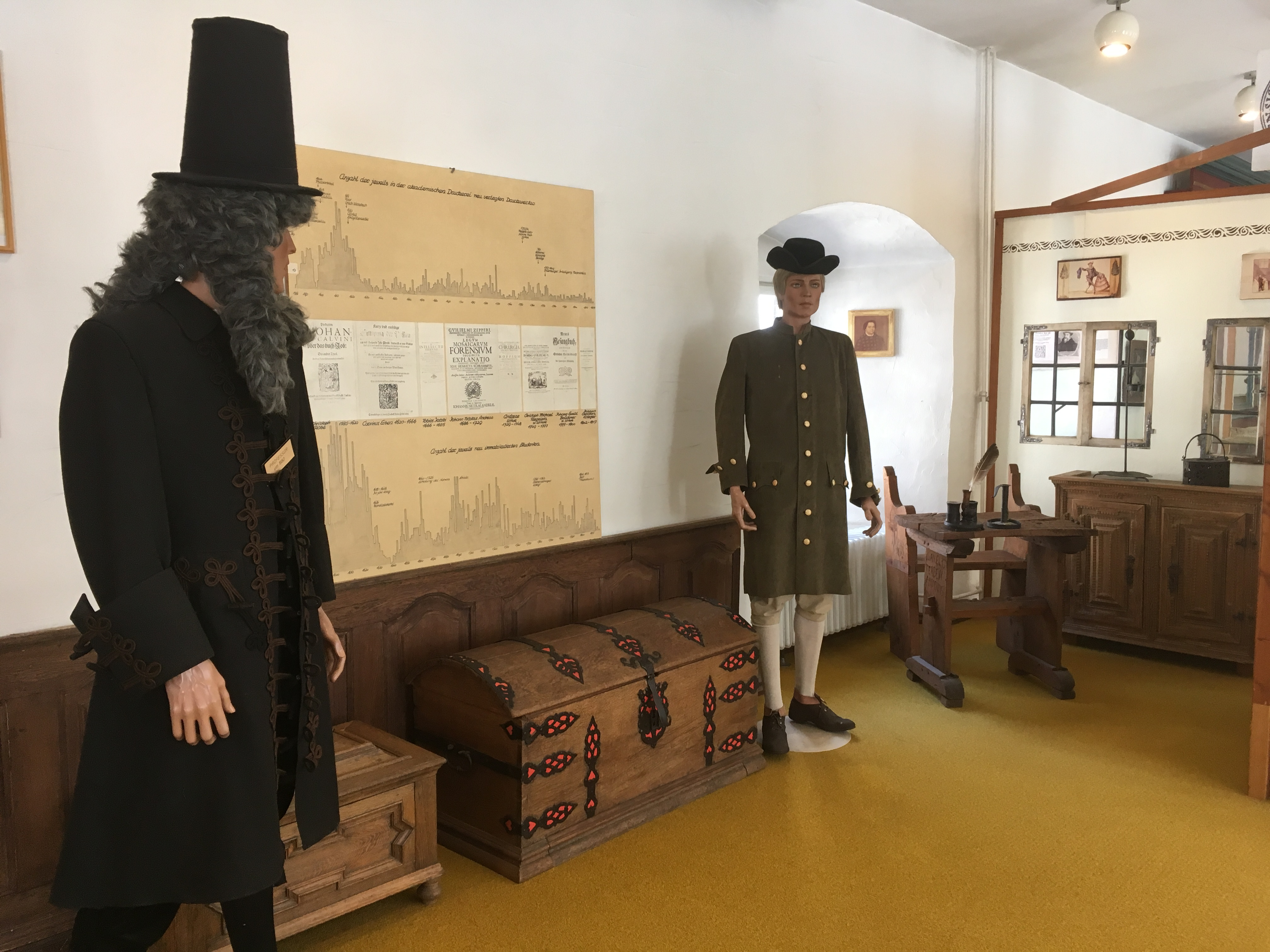 museum of Herborn, Hohe Schule